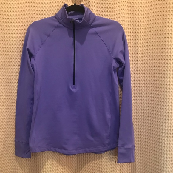 Under Armour Tops - Under Armour 1/2 Zip Cold Gear